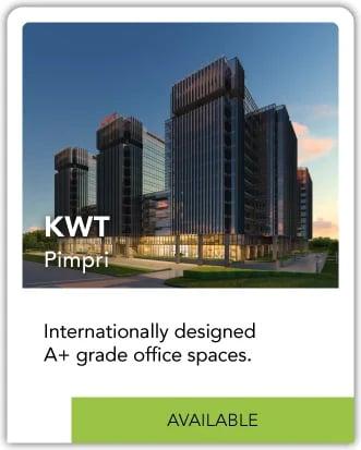 Kohinoor World Tower