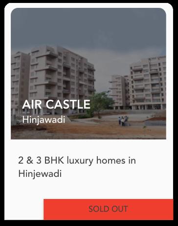 Aircastle - 2 & 3 BHK in Hinjewadi