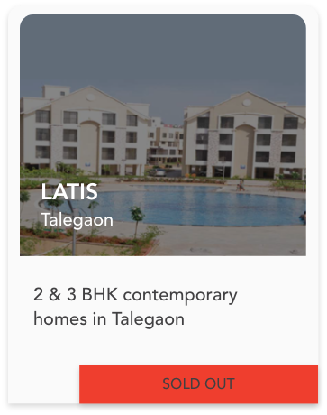Latis- 2 & 3 BHK in Talegaon