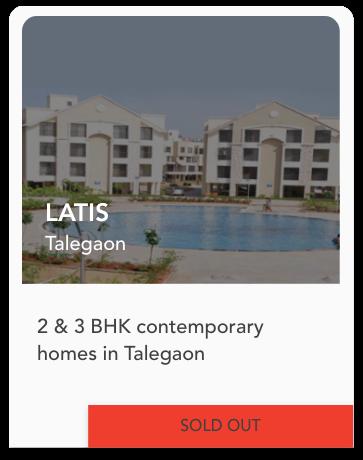 Latis- 2 & 3 BHK in Talegaon