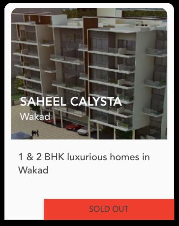 Saheel Calysta - 1 & 2 BHK in Wakad