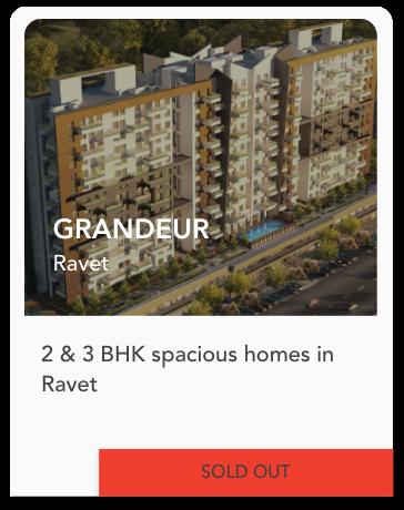 Grandeur - 2 & 3 BHK in Ravet