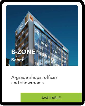 B-Zone Baner