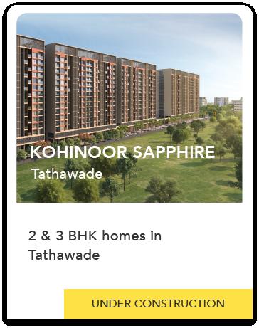 Kohinoor Sapphire at Tathawade