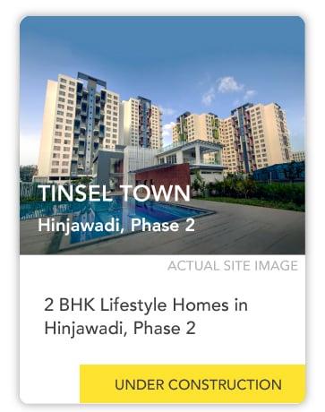Tinsel Town at Hinjawadi Phase 2