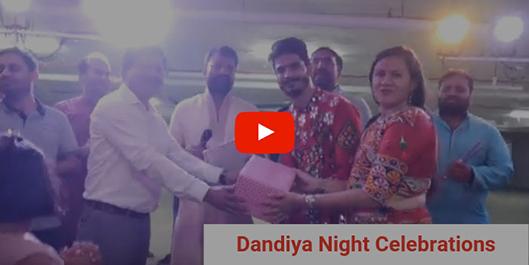 Dandiya Night @ Kohinoor Tinsel Town