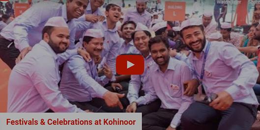 Festivals & Celebrations at Kohinoor