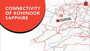 Kohinoor Sapphire at Tathawade - Location and Neighbourhood